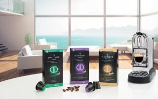Davidoff Café запускает коллекцию кофе совместимую с Nespresso