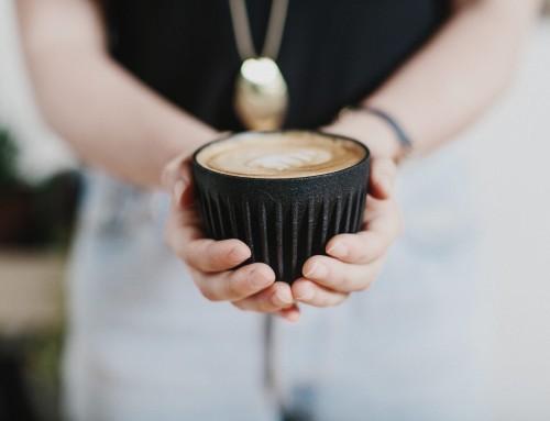 HuskeeCup: пьём кофе из кофе