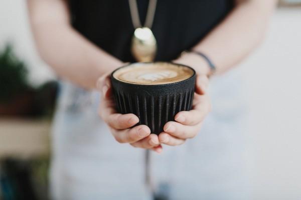 HuskeeCup пьём кофе из кофе