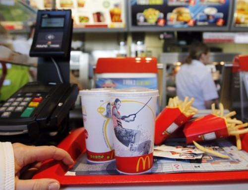 Свободная касса! McDonald's выбирает вендинг