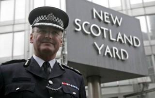 полиция скотленд ярд