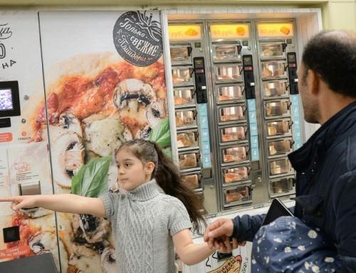 ГОСТ для торговых автоматов импортировали из Германии