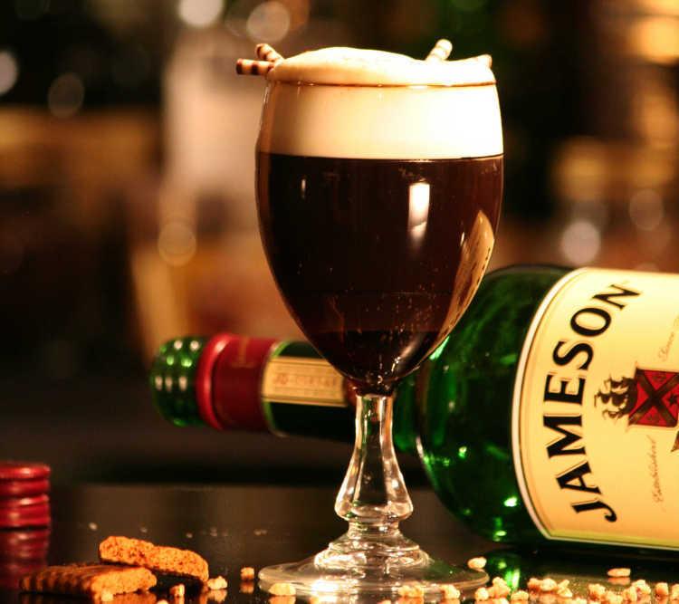Айриш. Ирландский кофе