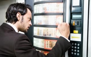 Роспотребнадзор рекомендует как пожаловаться на неисправный торговый автомат