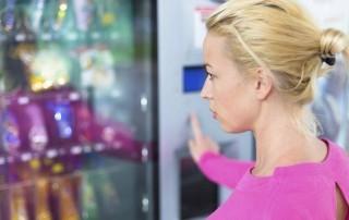 20 секунд время, которое торговые автоматы имеют до потери клиента