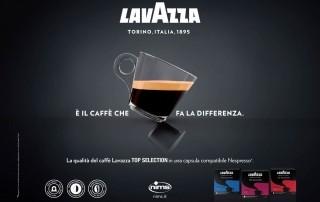 Битва титанов Lavazza запустила кофейные капсулы для Nespresso