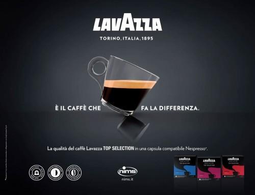 Битва титанов: Lavazza запустила кофейные капсулы для Nespresso