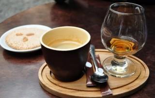 Кофе и алкоголь верные друзья