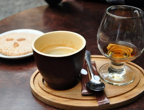 Кофе и алкоголь: верные друзья?