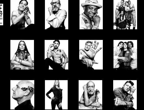 Lavazza: 17 удивительных историй спасения мира в художественных портретах фотографа Платона
