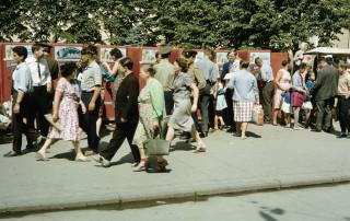 Улица 25 Октября. Автоматы с газированной водой