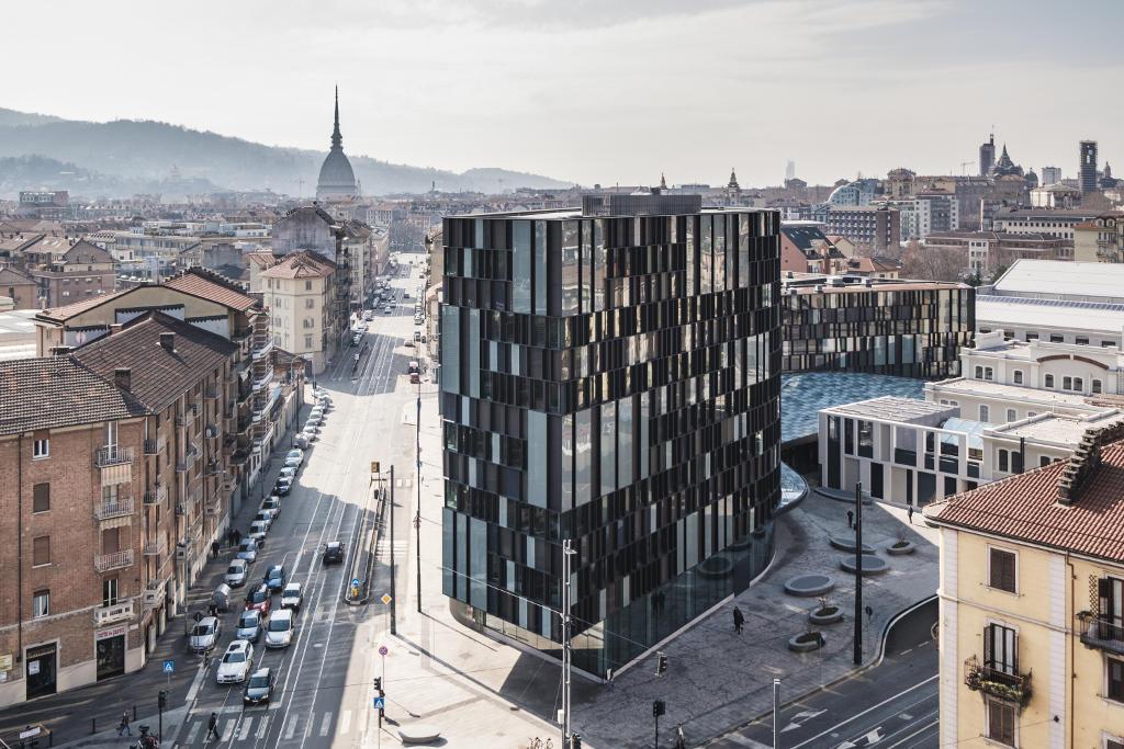 Nuvola Lavazza - The urban context AndreaGuermani