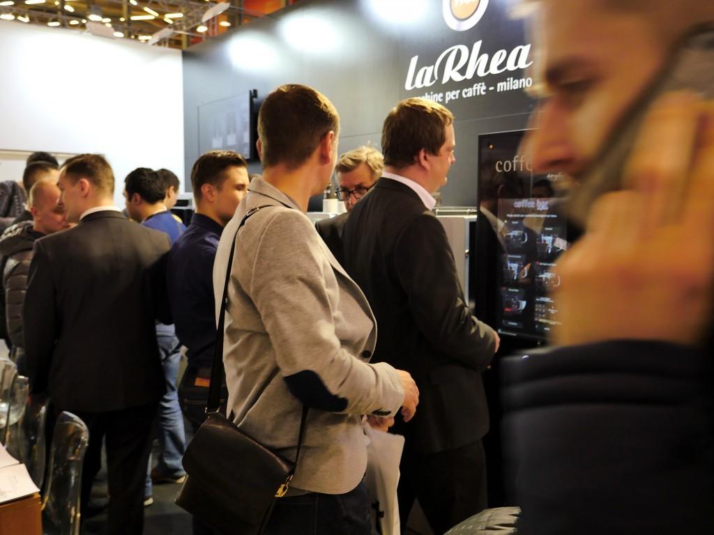 Rheavendors на выставке VendExpo 2018