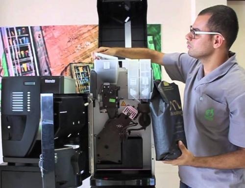 Эффект гнилого яблока: как правильно хранить кофе в торговом автомате