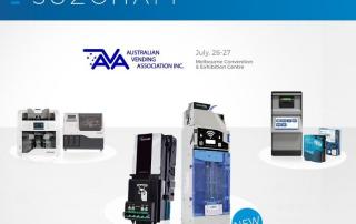 Suzohapp представляет новейшие технологии для торговых автоматов