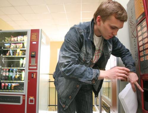 Торговые автоматы пока поживут без онлайн-касс