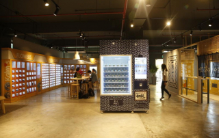 Вендинг свяжет традиционный ритейл и e-commerce