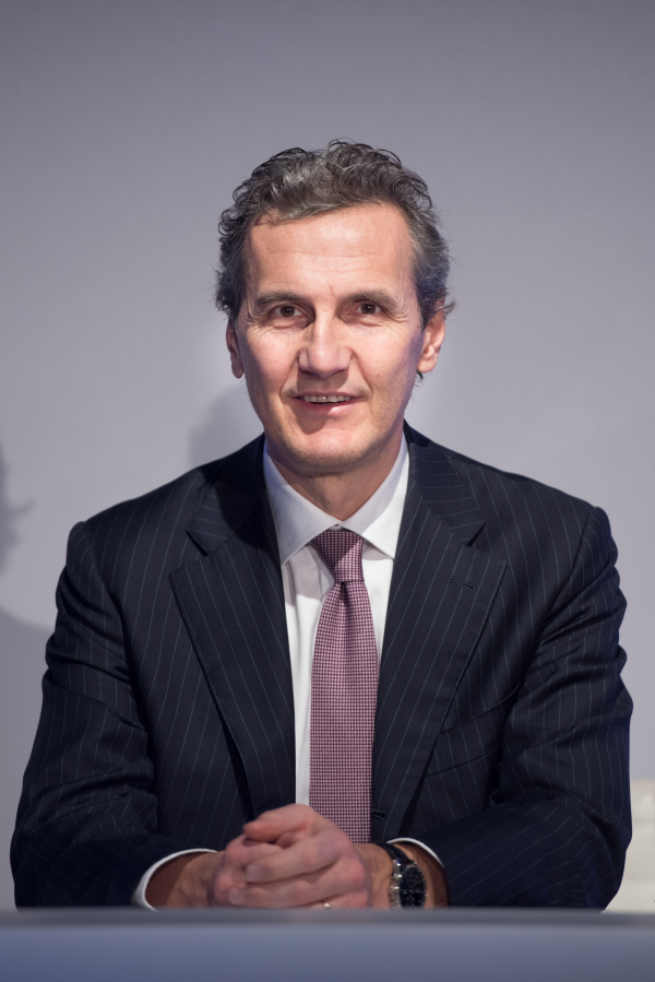 Antonio Baravalle - Chief Executive Officer Gruppo Lavazza