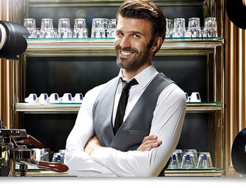Компания Lavazza приготовила 7000 чашек кофе для гостей PIRexpo 2018