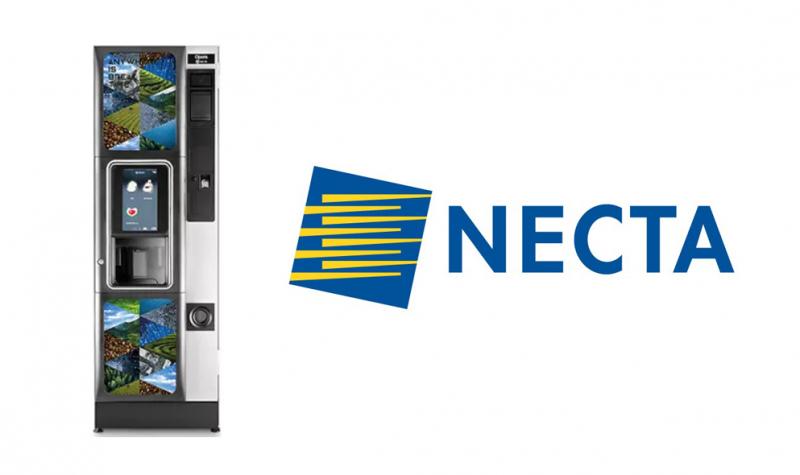 Necta меняет облик