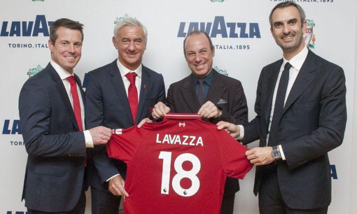 Ведущий кофейный бренд Lavazza стал спонсором команд Английской Премьер-лиги