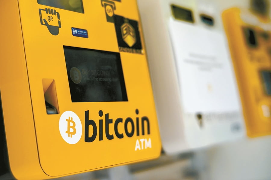 В России запустился сайт, показывающий биткоин-банкоматы