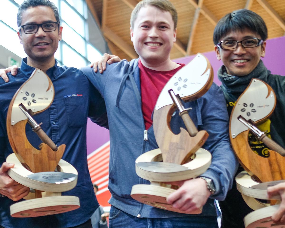 Россия стала победителем в World Coffee Roasting Championship 2018