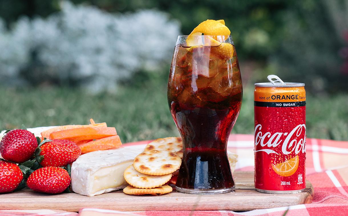 Coca-Cola Orange Vanilla