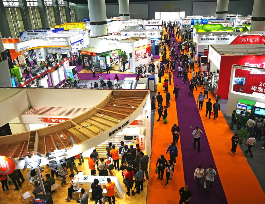 Что там на Востоке итоги вендинговой выставки China VMF 2019