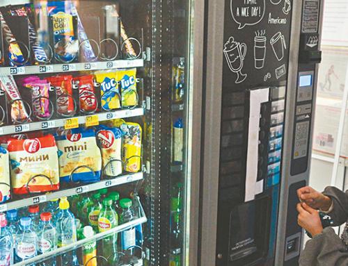 Охота на драконов: кому мешают вендинговые автоматы со снеками в школах