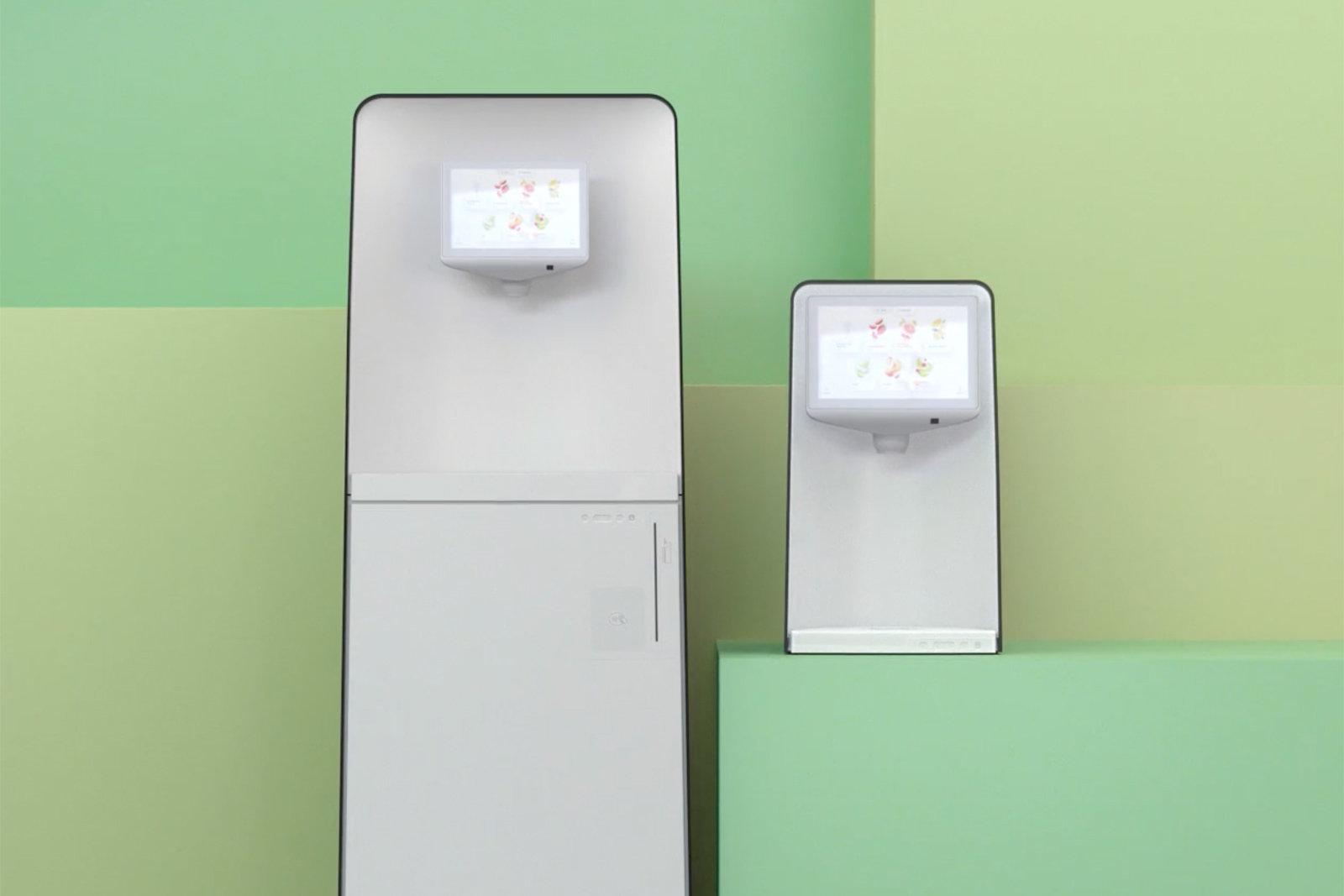 Pepsi представила электронный автомат