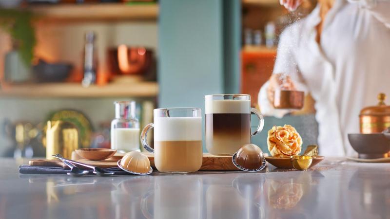 Nespresso запускает Barista Creations