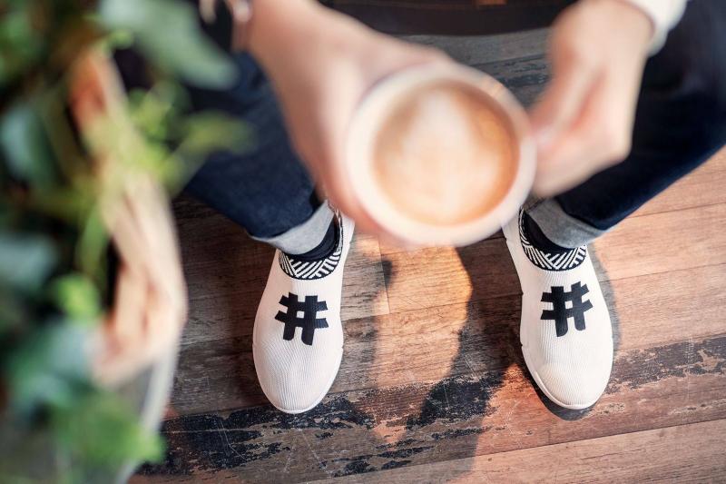 Rens выпускает первые в мире кофейные кроссовки