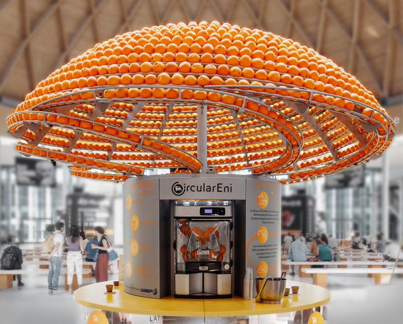 Апельсиновый вендинг будущего уже сегодня