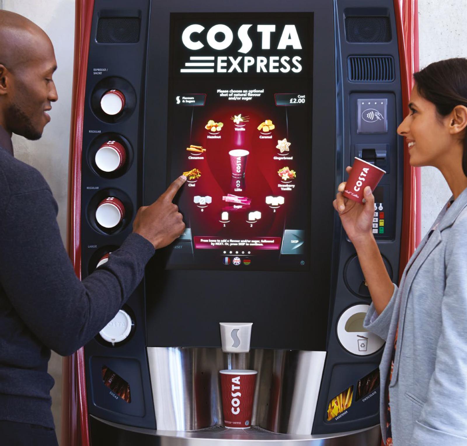 Почему кофейные бренды начинают делать ставку на вендинг