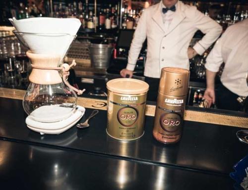Идеальная кофейная симфония: LAVAZZA перезапускает классический Qualità Oro в России и представляет проект на эксклюзивном мероприятии в Noor Bar в Москве