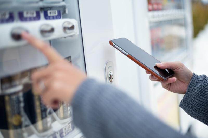 Смартфон вместо онлайн-кассы?!