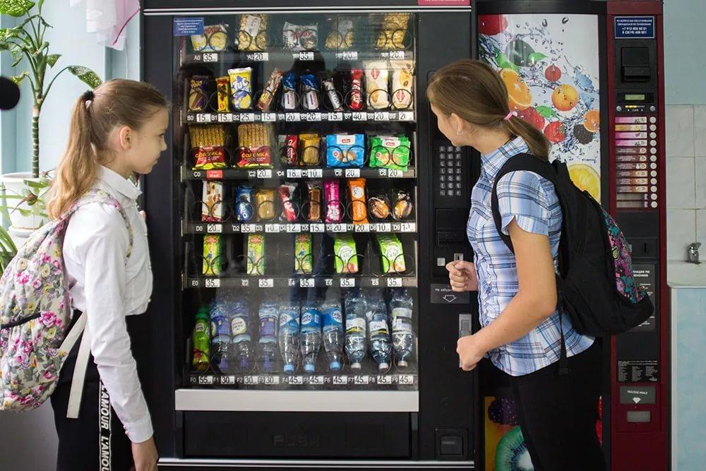 Власть непредсказуема в своей глупости глава Башкирии заступился за торговые автоматы в школах