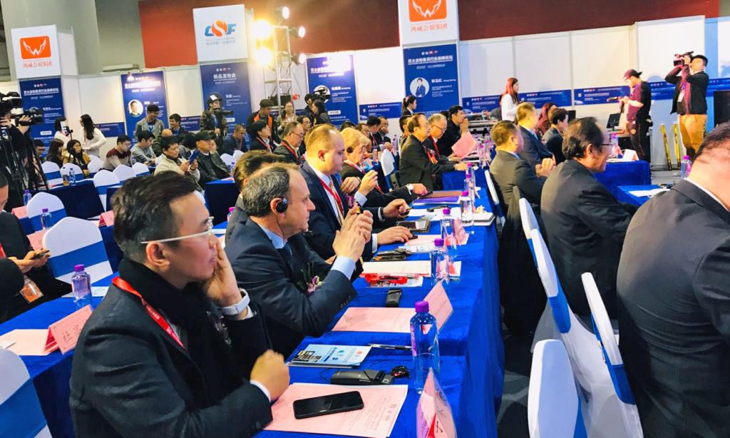 Более 250 ведущих компаний на выставке VMF 2020 в Китае