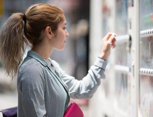 Интеллектуальные торговые автоматы с возрастным ограничением