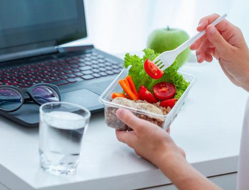 Здоровая пища на работе увеличивает производительность на 20%