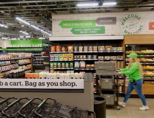 Amazon Go Grocery: вкалывают роботы, счастлив человек