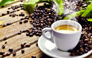 Кофейный чай миру приготовили новый кофейный напиток