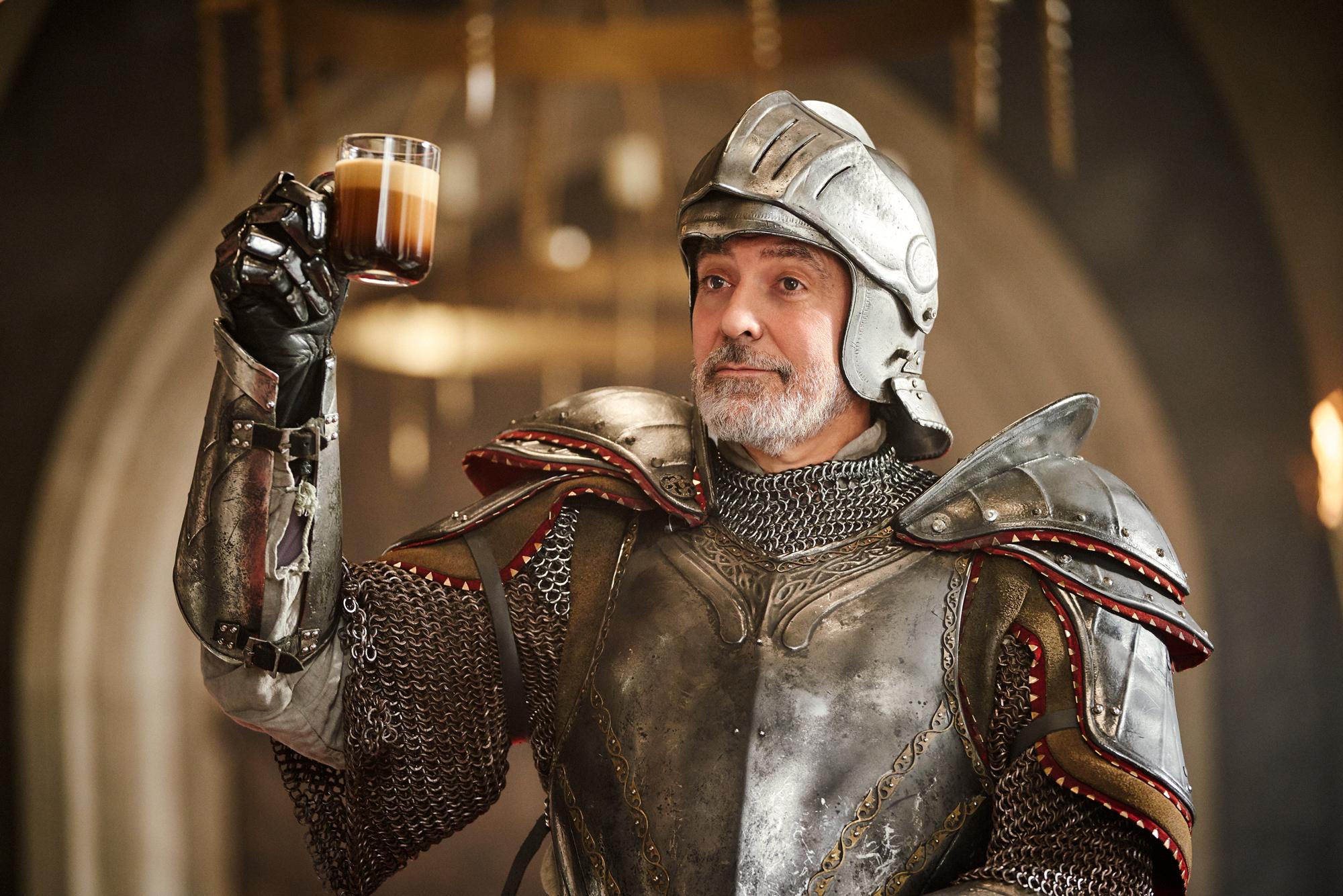 Джордж Клуни опечален обманом Nespresso