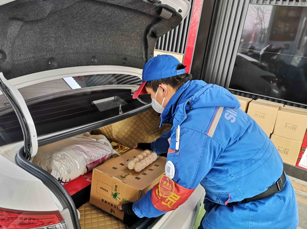 Из-за коронавируса Китай переходит на вендинг и модель бесконтактного сбыта