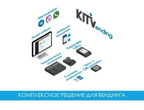 Kit Vending выиграл международный конкурс инноваций VASA