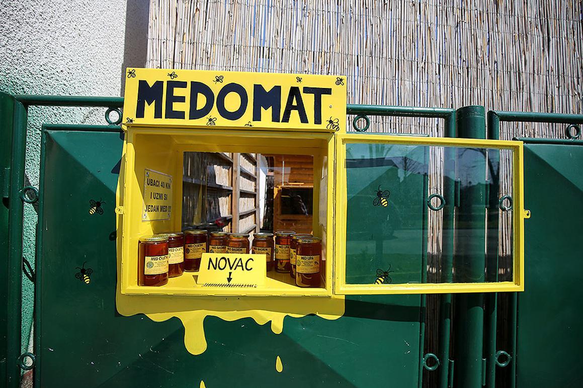 Мёдомат или честный вендинг по-хорватски