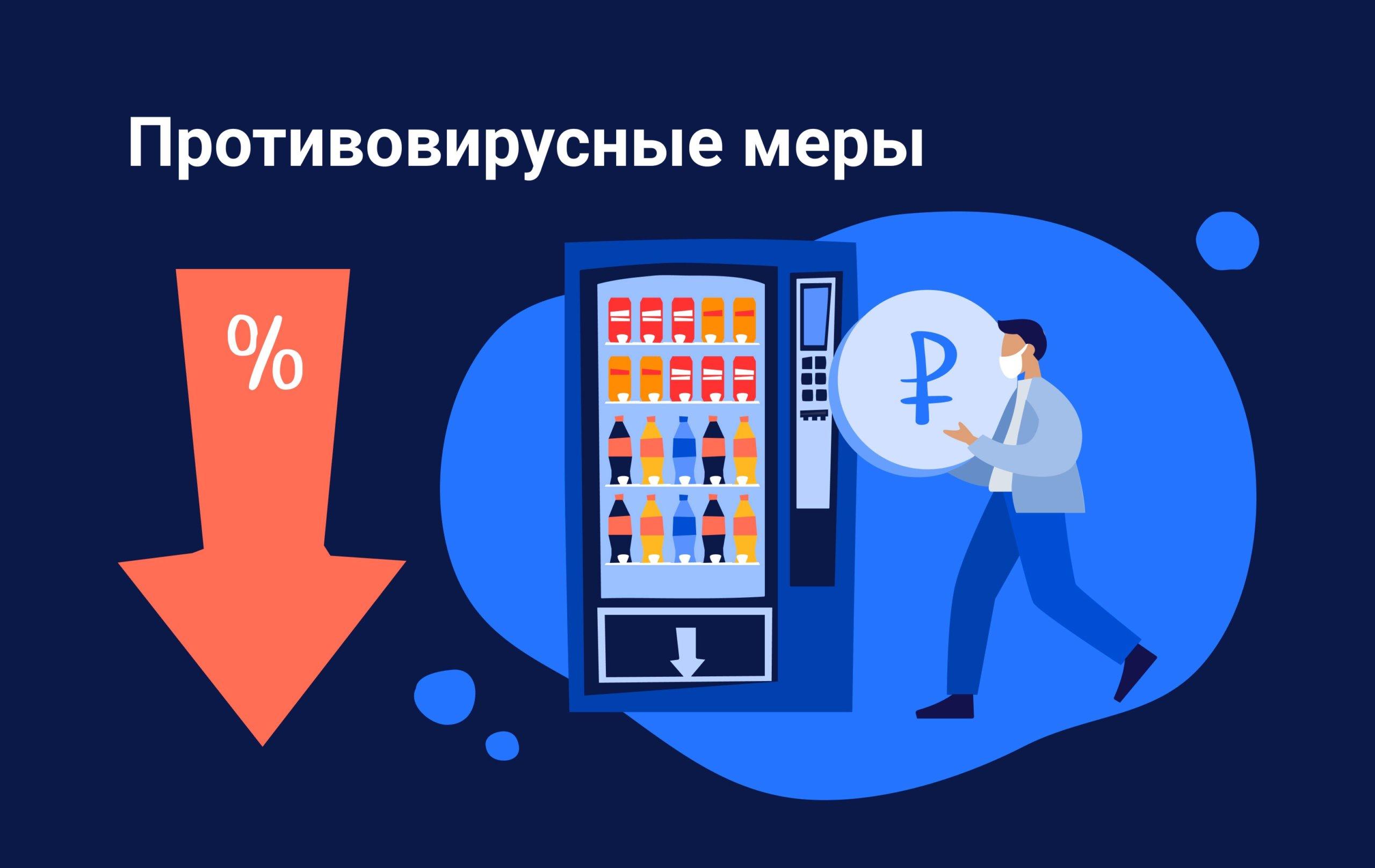 Smartvend - Короновирус в России и антикризисные меры в вендинге