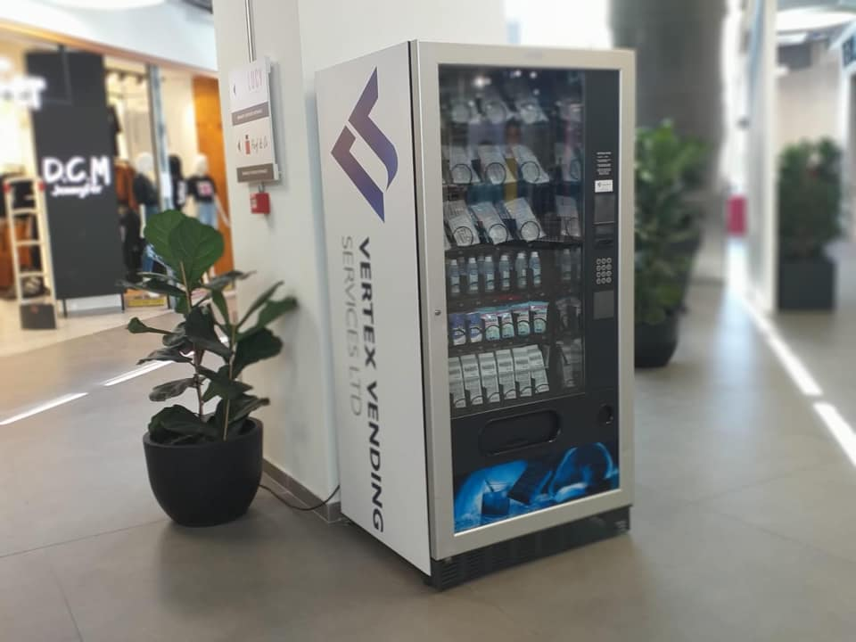 Решения FAS для продажи СИЗ в торговых автоматах
