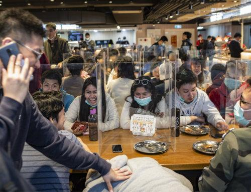 Вендингу все карты в руки: вновь открытый Китай предлагает заглянуть в наше завтра